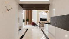tolicci, luxury modern corridor, italian design, interior design, luxusna moderna chodba, taliansky dizajn, navrh interieru Corridor, Divider, Interior Design, Luxury, Modern, Table, Room, Furniture, Home Decor