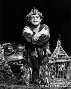 Hermann Prey as Papageno the birdcatcher in Mozart's The Magic Flute   TopFoto
