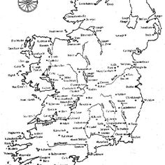 Monastic Settlements in Ireland