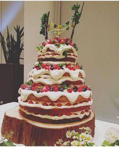 披露宴で出したい*ゲストもビックリする変わったウェディングケーキのデザイン | marry[マリー]