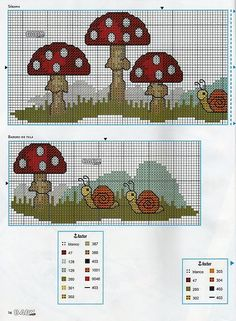 Just Cross Stitch Patterns | Learn craft is facilisimo.com Cross Stitch For Kids, Just Cross Stitch, Cross Stitch Borders, Cross Stitch Animals, Cross Stitch Flowers, Cross Stitch Charts, Cross Stitch Designs, Cross Stitching, Cross Stitch Embroidery