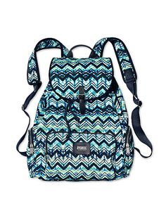 Shop backpacks for school at PINK to find the perfect bag that can handle it all! Shop the selection of cute backpacks & bookbags today. Mochila Victoria Secret, Victoria Secret Backpack, Chevron Backpacks, Cute Backpacks, School Backpacks, Teen Backpacks, Backpack Travel Bag, Puppy Backpack, Hiking Backpack