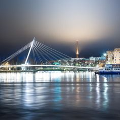 Ratinan suvanto iltavalaistuksessaan  Laura Vanzo #Tampere -  Visit Tampere Suomi (@VisittampereFI) | Twitter