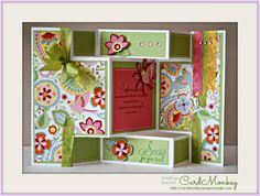 CardMonkey's Paper Jungle: CTMH Week: Retiring Paper (CTMH B&T Duos) -- Get It While It's Hot!