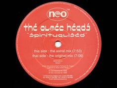The Olmec Heads -Spiritualised (The Astral Mix) (1999)