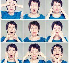 Упражнения для лица Кэрол Маджио: безоперационная подтяжка лица!