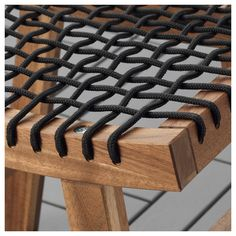 Diy Furniture, Furniture Design, Outdoor Furniture, Quality Furniture, Wood Projects, Woodworking Projects, Outdoor Stools, Ikea Family, Extra Seating