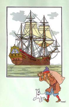 Marin1 43 : Navire de commerce