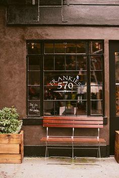 Get cozy and romantic Frankie's Spuntino