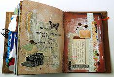 Jennibellie Studio: Smash Book Flipping