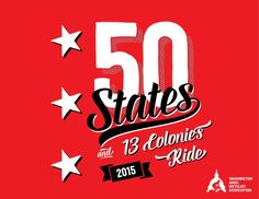 65 mile ride to see all 50 state roads in DC