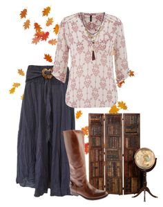 """""""Autumn Teacher"""" by modestlymade ❤ liked on Polyvore featuring CO, maurices, Frye, Vince Camuto, women's clothing, women, female, woman, misses and juniors"""