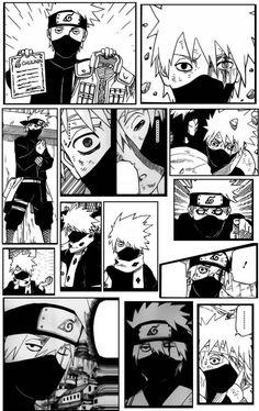 kakashi Naruto Kakashi, Naruto Shippuden Sasuke, Naruto Art, Boruto, Naruto Images, Naruto Pictures, Manga Art, Anime Art, Manga Drawing