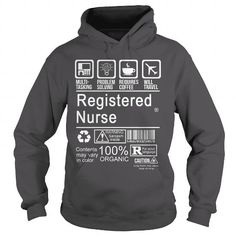 REGISTERED NURSE CERTIFIED JOB TITLE T Shirts, Hoodies. Get it now ==► https://www.sunfrog.com/LifeStyle/REGISTERED-NURSE--CERTIFIED-JOB-TITLE-Charcoal-Hoodie.html?41382