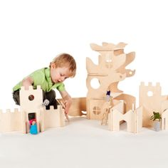 Tree House Building Set.