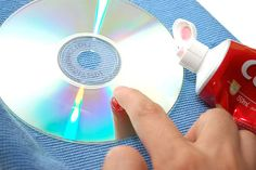 How to Fix a Scratched CD (with pictures) - wikiHow