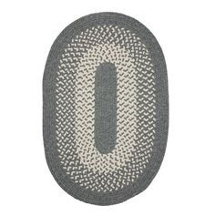 Beachcrest Home Quigley Hand-Woven Gray Area Rug Rug Size: