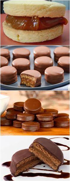 RECEITA MUITO GOSTOSO ..FAÇA PARA SUAS FESTAS!!(ALFAJOR) VEJA AQUI>>>Corte no formato desejado com o uso de um cortador e coloque para assar. Em seguida coloque o recheio de seu gosto e sirva em seguida como sobremesa #receita#bolo#torta#doce#sobremesa#aniversario#pudim#mousse#pave#Cheesecake#chocolate#confeitaria