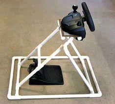 Racing Simulator Steering Wheel Stand Car Driving For
