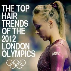 Top Hair Trends of the 2012 London Olympics http://www.latest-hairstyles.com/celebrities/top-hair-trends-2012-olympics-london.html