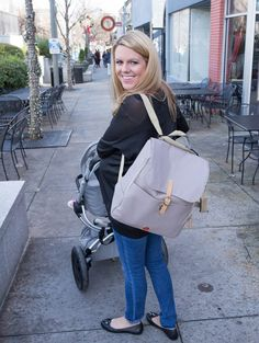Casual Claire: Pacapod Hastings Diaper Bag Review [& Giveaway]