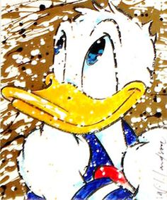 Donald Duck - xxxxx's by David Willardson presented by World Wide Art Disney Best Friends, Mickey Mouse And Friends, Baymax, Cartoon Caracters, Disney Frames, Donald And Daisy Duck, Disney Duck, Disney Artists, Duck Tales
