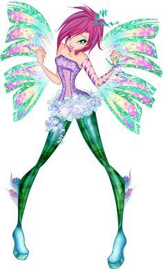 Tecna Sirenix by LenardSalceda on DeviantArt Winx Club, Les Winx, Manga Anime, Flora, Halloween Costumes, Fan Art, Deviantart, Disney Princess, Disney Characters