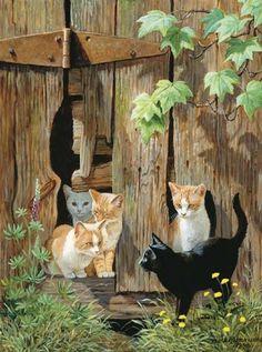 Née sur une île au large de la côte du Maine et résidant sur la côte de la Nouvelle Angleterre toute sa vie, l'artiste peintre Persis Clayton Weirstrouvel'inspiration auprès...