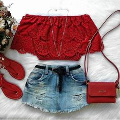 womens teen fashion that looks really trendy Teenage Outfits, Teen Fashion Outfits, Mode Outfits, Cute Fashion, Outfits For Teens, Girl Outfits, Fashion 2016, Womens Fashion, Winter Fashion