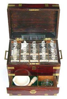 apothecary box