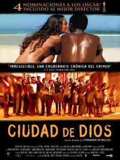 Ciudad de Dios (2002) de Fernando Meirelles y Kátia Lund