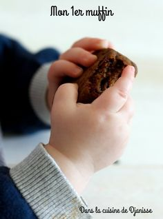 Mon 1er muffin dès 8/9 mois