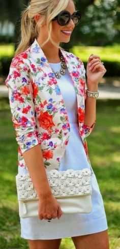 Perfect Blazer Outfits to Try This Winter - Fashion 2016 #perfect