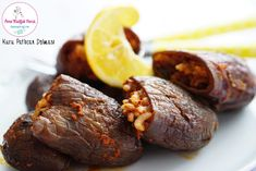 The Most Practical and Easy Recipes – Most Practical Recipes. Delicious and Yummy Recipes Turkish Recipes, Italian Recipes, Ethnic Recipes, Turkish Sweets, Sour Foods, Fish And Meat, Eggplant Recipes, Fresh Fruits And Vegetables, Breakfast Recipes