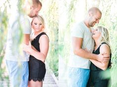 Kyle & Alissa | Korth Park Lake Mills Engagement Session | Kallidoscope Photography