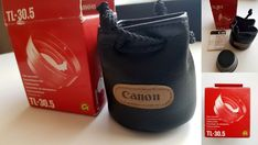 Canon Tele Converter Tele Converter TL-30.5 NEU Kamera Teile OVP