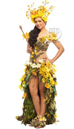 Mystical costumes of Enchanted Garden | Gallery | PEP.ph: The Number One Site for Philippine Showbiz