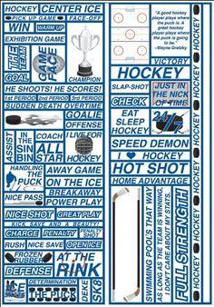 Reminisce Real Sports Quote Sticker, Hockey by Reminisce, http://www.amazon.com/dp/B003VWKV76/ref=cm_sw_r_pi_dp_zYNvqb1XXR10N