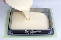 Magiczne ciasto- przepis krok po kroku - przepisy.pl Polish Desserts, Polish Recipes, Sweet Recipes, Cake Recipes, Dessert Recipes, Sandwich Cake, Sweets Cake, Dessert Drinks, Food Cakes