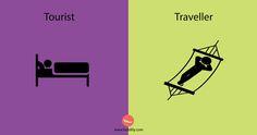 Turista ou Viajante?