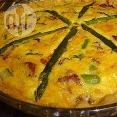 Torta salata agli asparagi e ricotta @ allrecipes.it