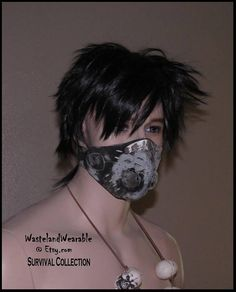 Post APOCALYPTIC DUST MASK Safety Mask Mad Max Fury Road Mask
