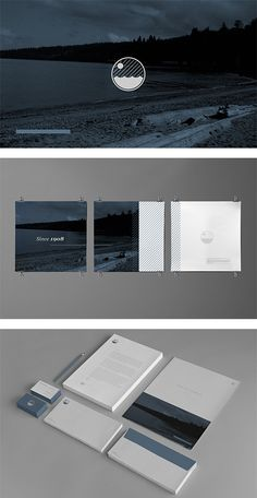 / Chad Miller | #stationary #corporate #design #corporatedesign #logo #identity #branding #marketing < repinned by www.BlickeDeeler.de