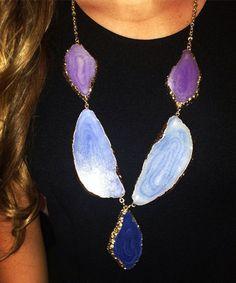 BTB Jewelry Designs- The Houston Necklace. www.btbjewelry.com