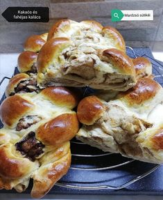 Ciabatta, Hot Dog Buns, Food And Drink, Cookies, Cake, Recipes, Crack Crackers, Food Cakes, Cookie Recipes