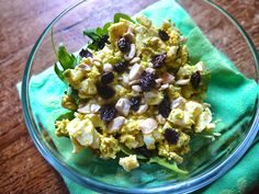 the+preppy+paleo:+Paleo+Avocado+&+Curry+Egg+Salad