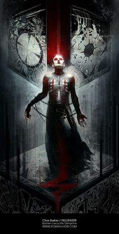 hellraiser art - Google Search