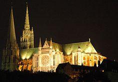 Chartres, région Centre-Val de Loire, France