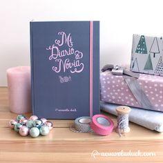 Organizador de boda: Mi diario de novia. Agenda para novias, Diario para novias, libro novias, regalo novias