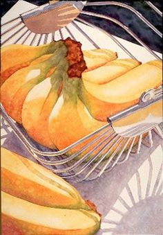 Banana Patterns #7 - Sue Archer: